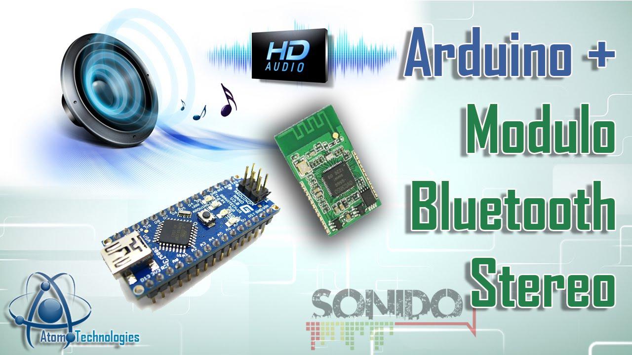 Arduino Modulo De Sonido Bluetooth Arduino Bluetooth