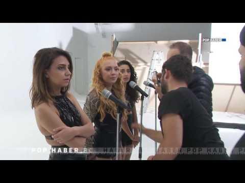 Ece Seçkin feat. Ozan Doğulu - Sayın Seyirciler / KralPop - Kamera Arkası
