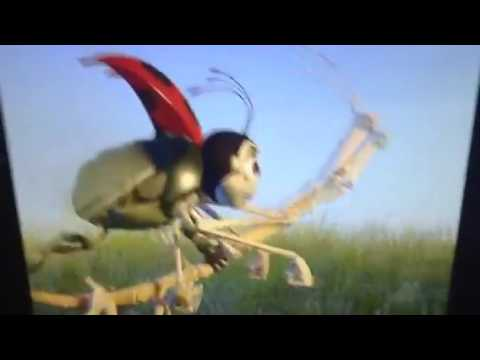 A Bug's Life Alternate Outtakes