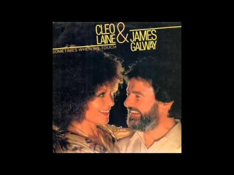 Cleo Laine & James Galway - Sometimes When We Touch (Side One) - 1980 - 33 RPM