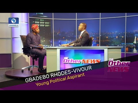 Gbadebo Rhodes-Vivour Extended Interview With Okey Bakassi | The Other News | August 17 2017