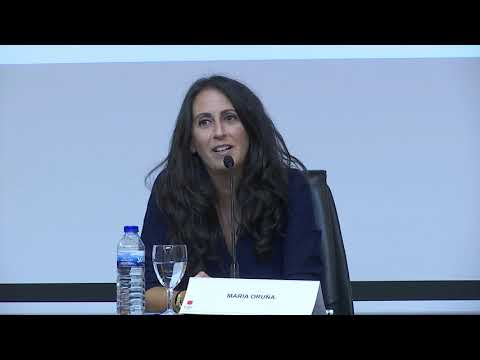 María Oruña fala na súa novela da lenda dos nove aneis 02/12/2020