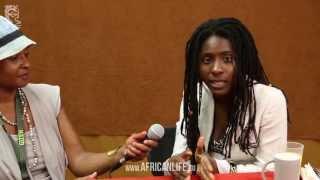 Interview Jah 9, 02.08.2013, Reggae Jam, Bersenbrück