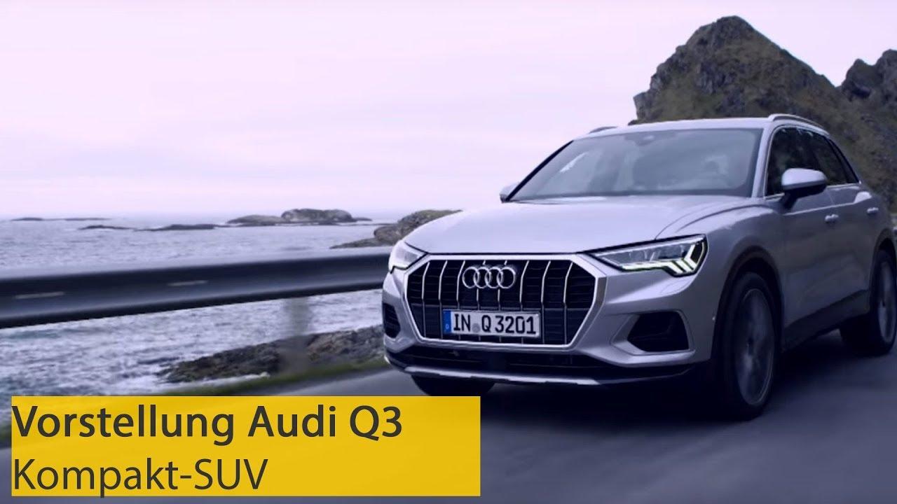 Audi Q3 Kompakt Suv Vorstellung Daten Motoren Preis I Adac 2018