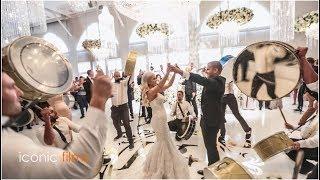 Traditional ARAB entry for LEBANESE/AUSTRALIAN WEDDING