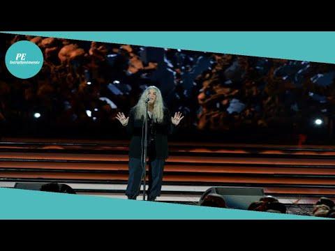 Patti Smith/ Esibizione per il Concerto di Natale 2017: grande emozione!