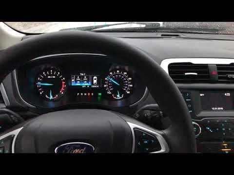 2015 Ford Fusion 1.5L EcoBoost Quick Drive POV