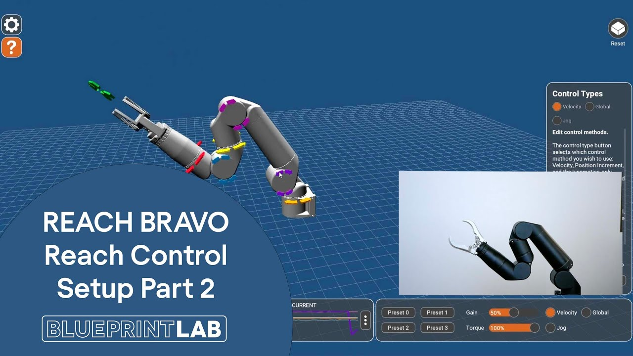 Reach Bravo - Getting Started & Connecting to Reach Control
