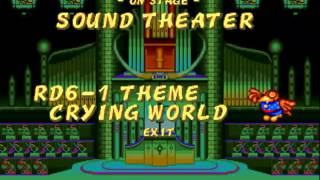 Ristar - song: stage 6-1 - crying world - User video