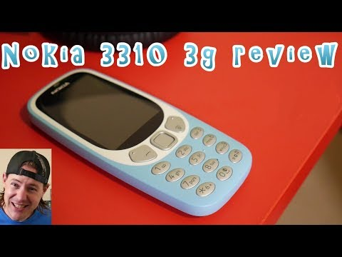 Nokia 3310 3G review 2017