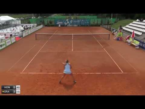 Honcova Michaela v Eraydin Basak - 2016 ITF Leipzig