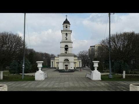 Moldova chisinau main street 2017 city center - מולדובה