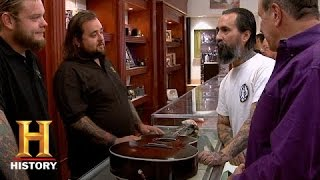 Pawn Stars: Gene Autry Guitar | History