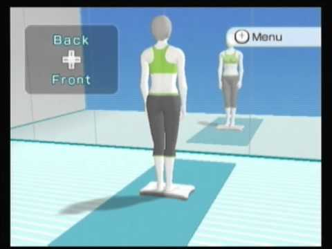 Wii Fit Plus Yoga Playthrough Part 1 - YouTube