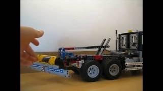 [MOC] Lego Technic Camion Benne - Partie 1