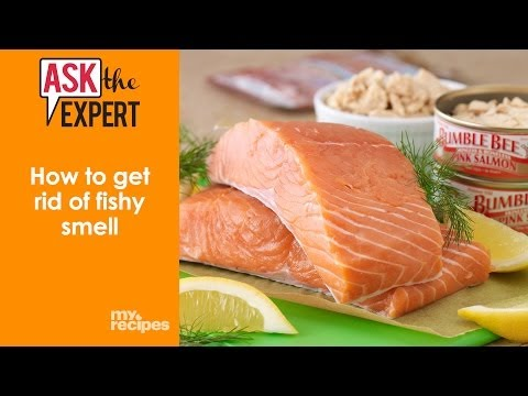 How To Get Rid Of Fishy Smell | Ask The Expert