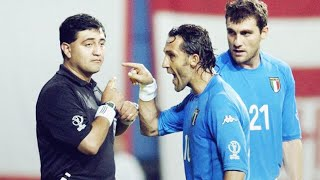 The 5 biggest refereeing scandals in the World Cup | Oh My Goal