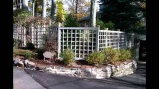 Tnt Fence Co  Arbors , Lattice And Structures-medium.m4v