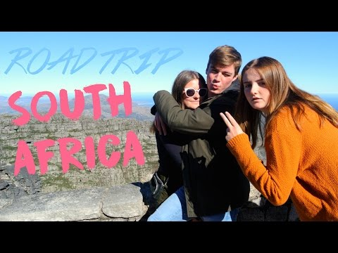 South Africa - Road Trip, Johannesburg to Cape Town