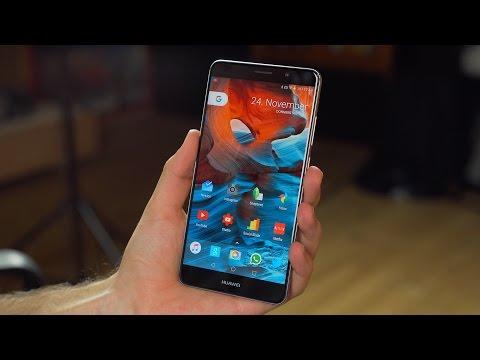 Das beste Phablet aus 2016! Huawei Mate 9 Review - Techniklike