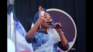 Tope Alabi LED VICTORY DANCE at Victory Intl Church 30th Anniversary