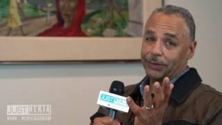Ed Gordon Discusses Tupac, New Show & More With Nekia Nichelle