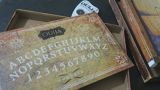 UNBOXING | OUIJA BOARD