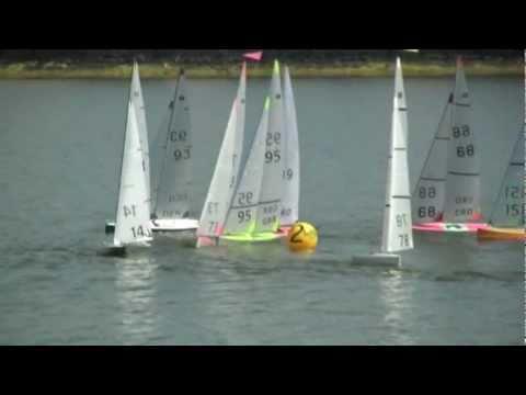 INTERNATIONAL ONE METRE WORLD CHAMPIONSHIP 2011 - A Fleet - Race 18