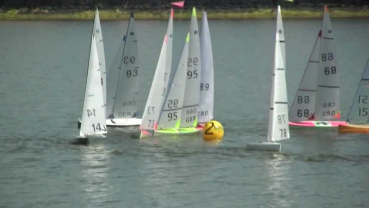 INTERNATIONAL ONE METRE WORLD CHAMPIONSHIP 2011 - A Fleet