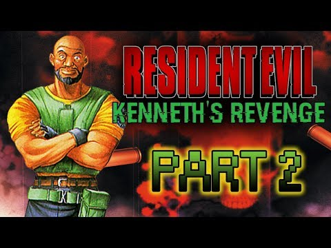 [RLP] Kenneth's Revenge! - Resident Evil: DS (Kenneth Campaign) - Part 2