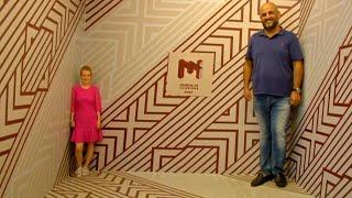 Illusionsmuseum in Dubai: Den Augen nicht trauen