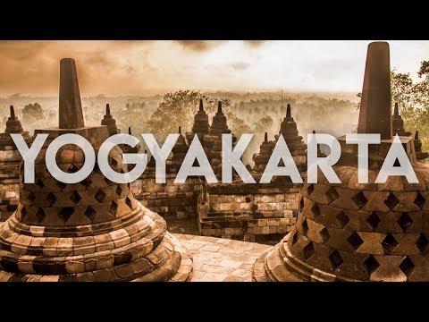 El gran templo de la selva de Java   #43 Yogyakarta, Indonesia