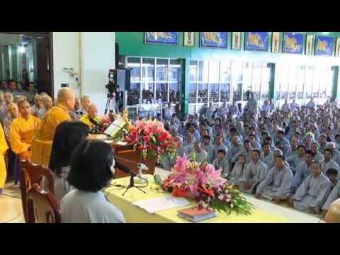 CT Phật Pháp Nhiệm Màu Tại Tịnh Thất Quan Âm, Đĩa 2, ĐĐ Thích Giác Nhàn
