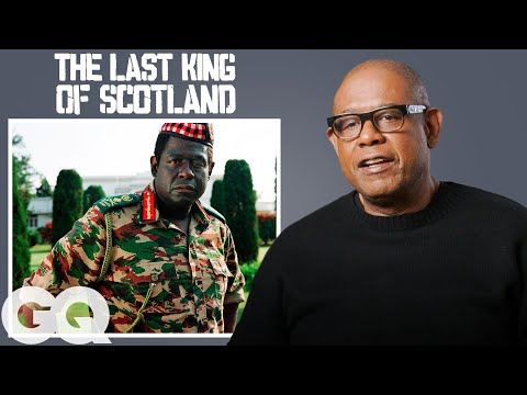 Forest Whitaker Breaks Down His Most Iconic Characters | GQ