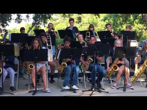 Cabrillo Middle School Jazz Band