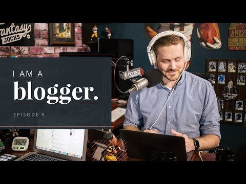 The Fantasy Footballers - I Am A Blogger documentary