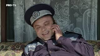 Las Fierbinți - Cum scapi de poliție? Suni un polițist și îl întrebi direct