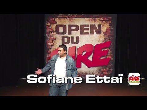 Sofiane aux Open du Rire - Rires et Chansons