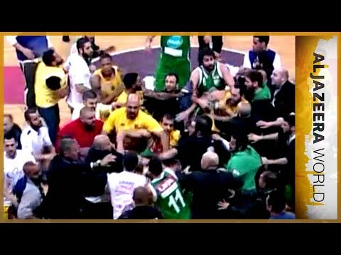 🇱🇧 Lebanese basketball and politics