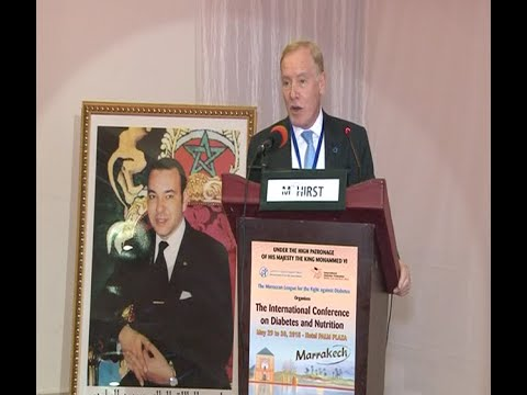 Conference of IDF President Sir Michael Hirst