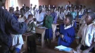 Gijedabung School Tanzania