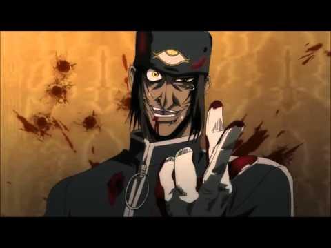 Hellsing Ultimate - Jan Valentine's Death