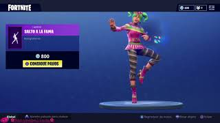 fortnite battle royale zoey performs star power k pop dance - fortnite dance star power real life