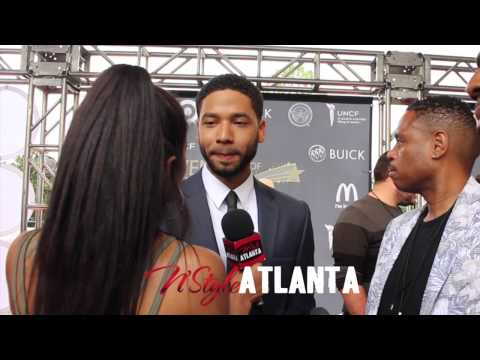 2015 UNCF An Evening Of Stars Red Carpet Part 2