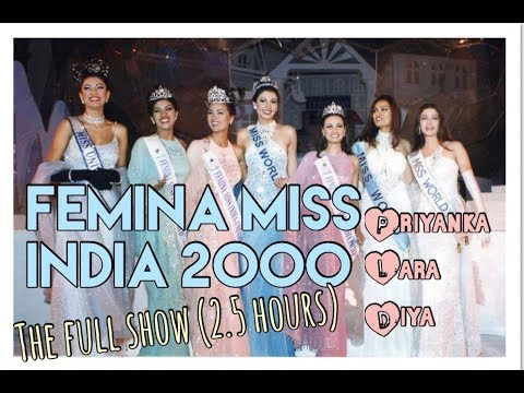 Femina Miss India 2000 - The Complete Show