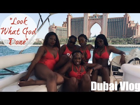 Dubai Vlog 2017 Day 1 To Whenever - Best Bits!