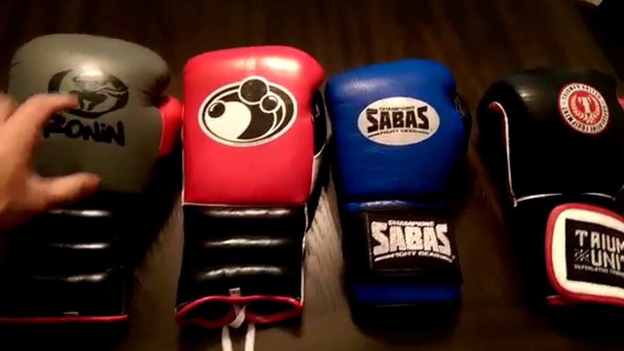 TopBoxer Muay Thai Boxing Gloves