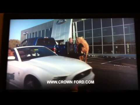 Crown Ford Nashville Is Wrong For This!