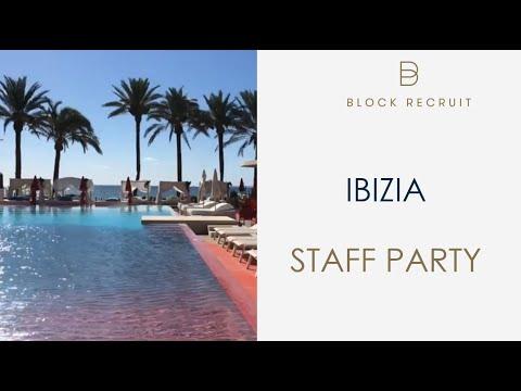Block Recruit Staff Party 2015