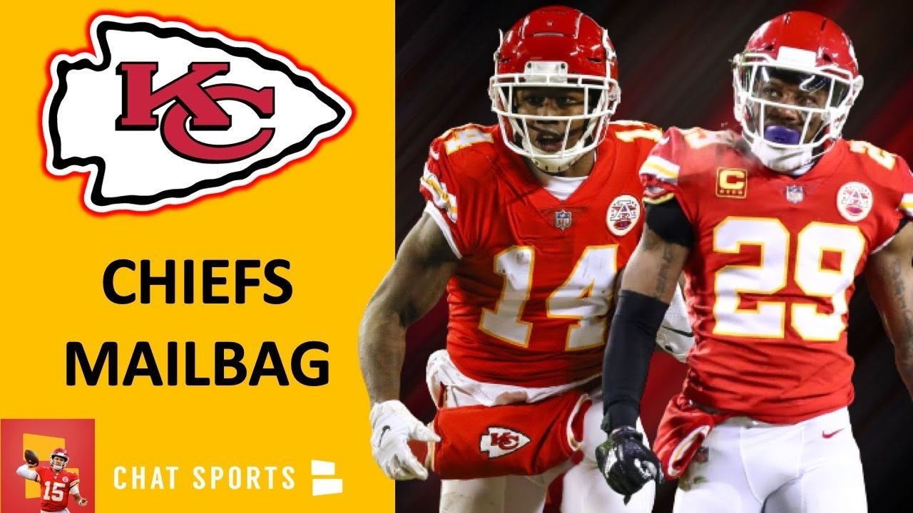 Chiefs News: Injury Updates On Sammy Watkins, Charvarius Ward + Signing Eric Berry & Damon Harrison?